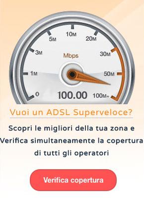 Confronta tariffe ADSL